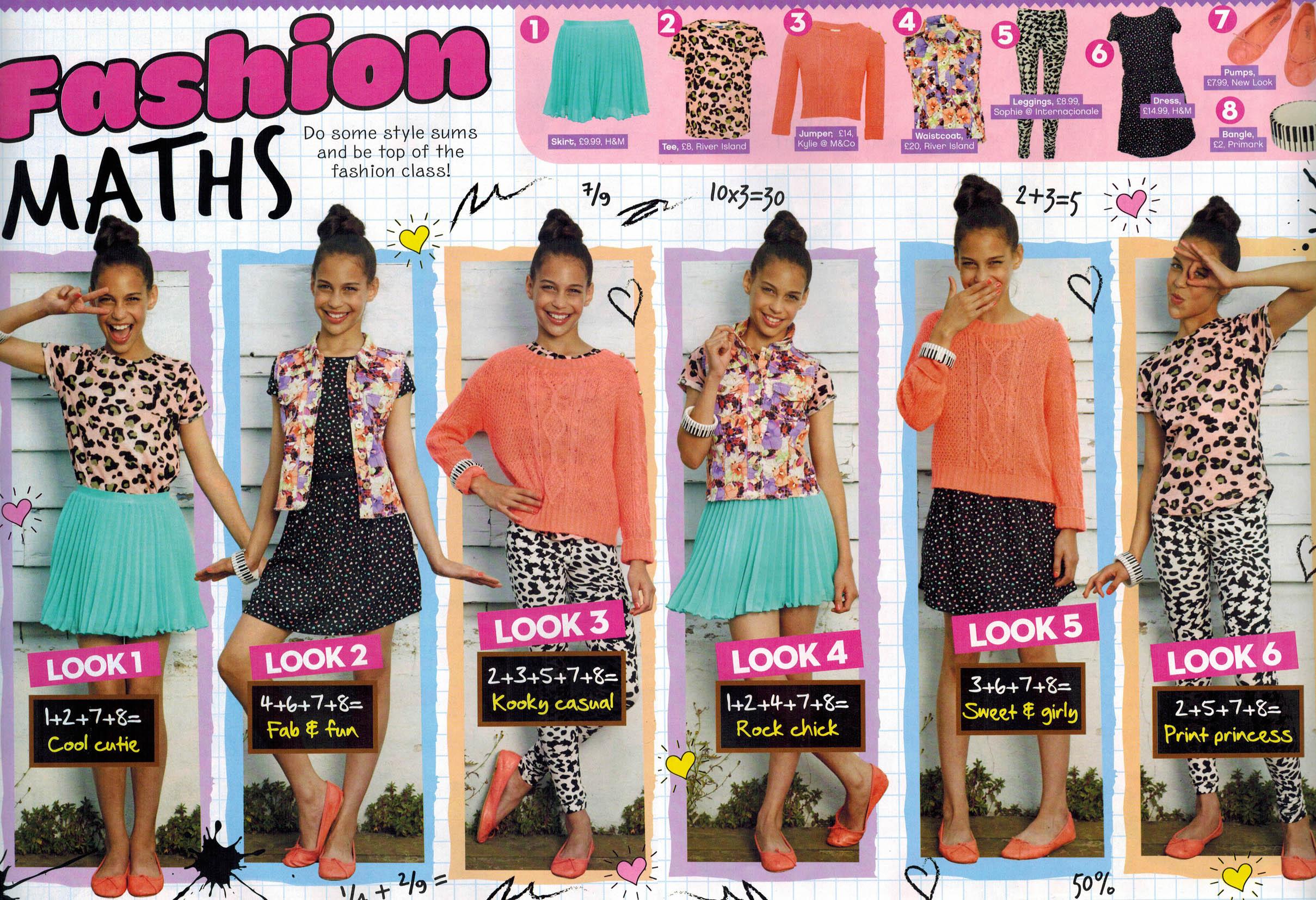 Teen Fashion Magazines